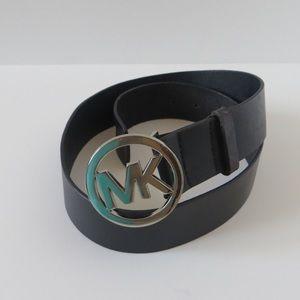 Size S Michael x MK Leather Belt